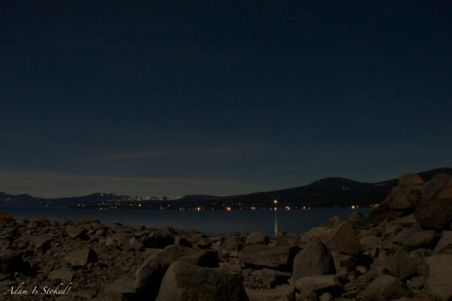 Tahoe Night Photography