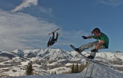 Ski-Ride Collab
