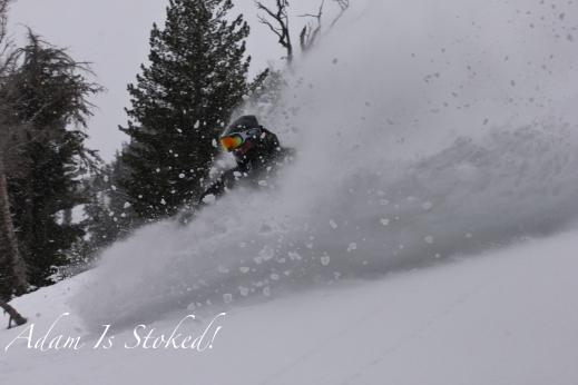 incline peak powder