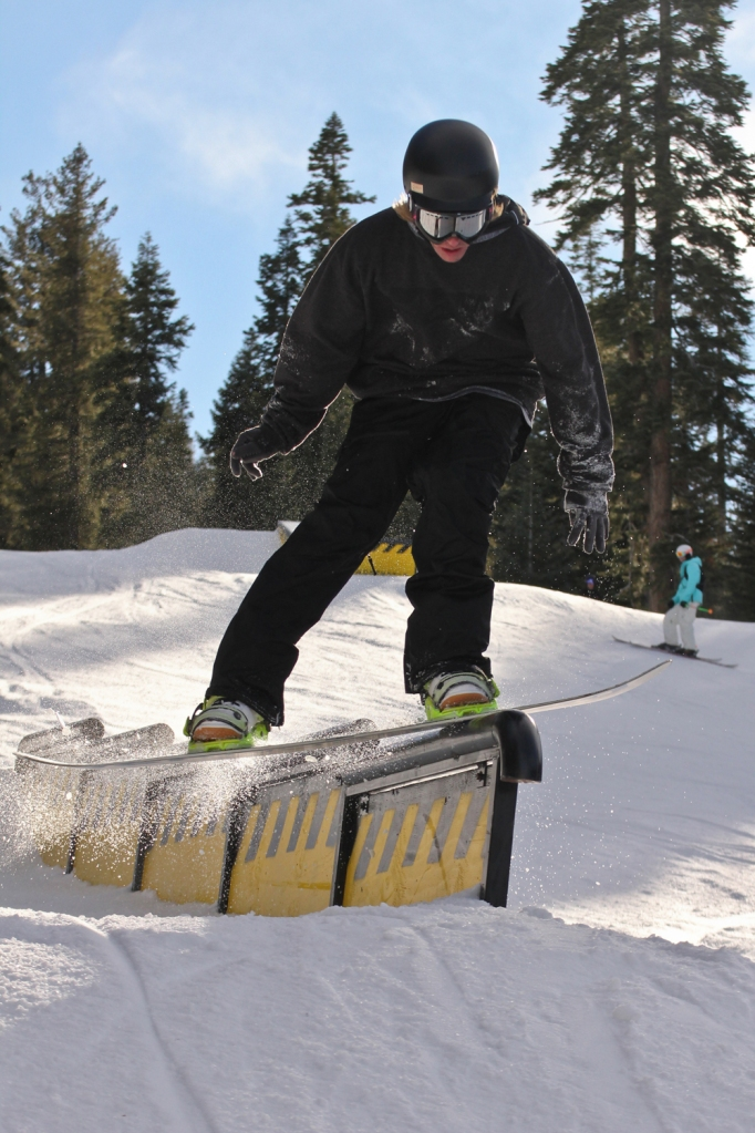northstar kinked rail