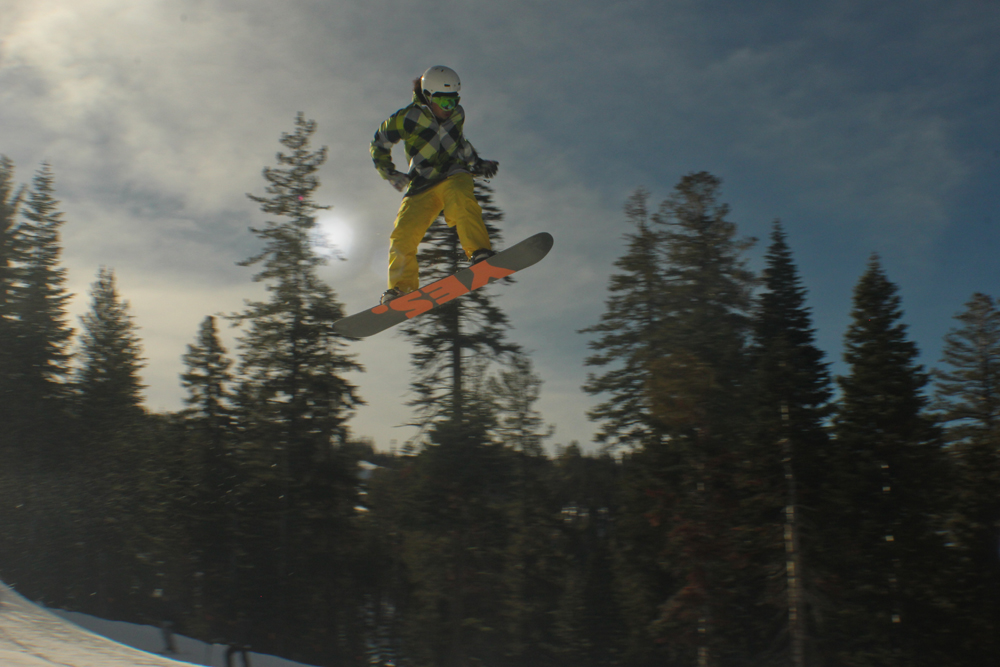 jumps at northstar resort