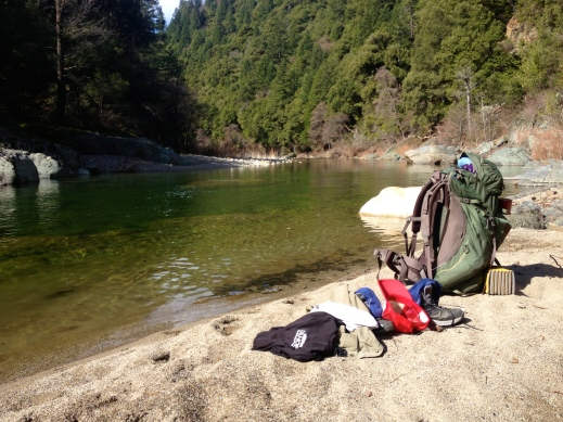 skinny dipping yuba river
