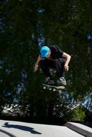 Nat'l Go Skateboarding Day