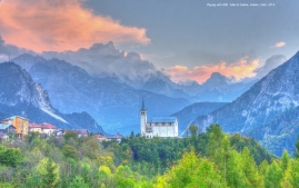 playing with hdr in valle di cadore