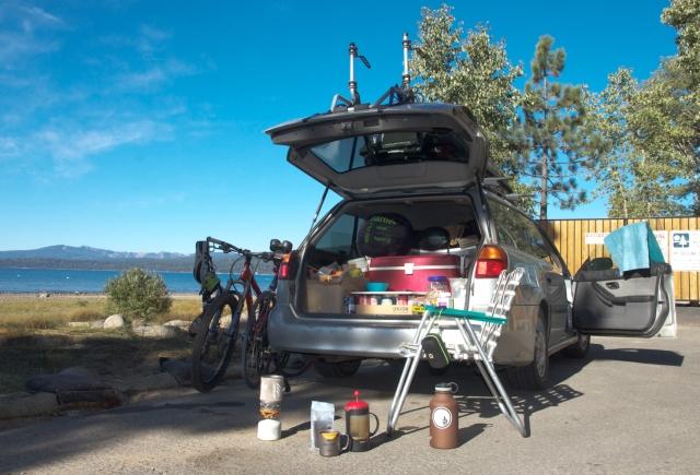 car camping kings beach