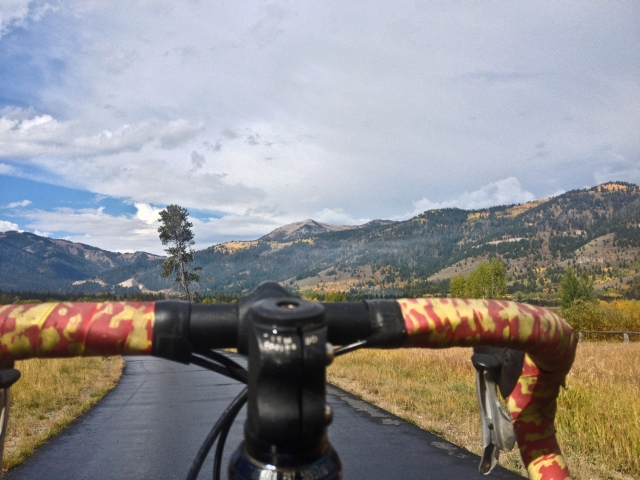 cycling teton pass wyoming