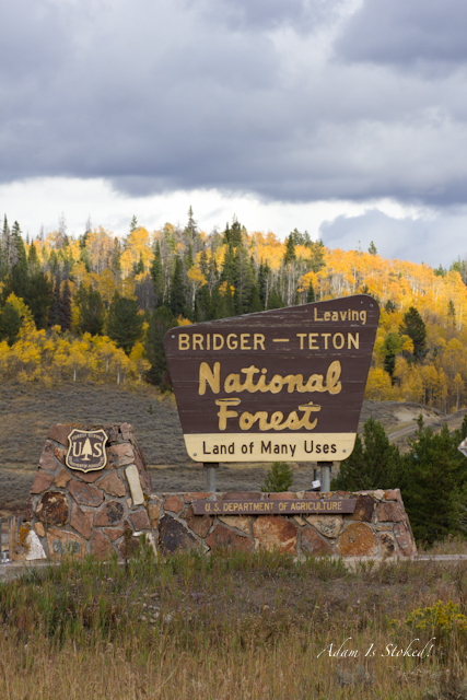 leaving-bridger-teton-national-forest