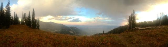 teton pass panoramic
